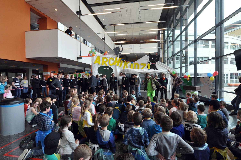 Archikidz Enschede 2017 Huis voor je Huisdier (12)