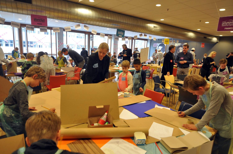 Archikidz Enschede 2017 Huis voor je Huisdier (40)