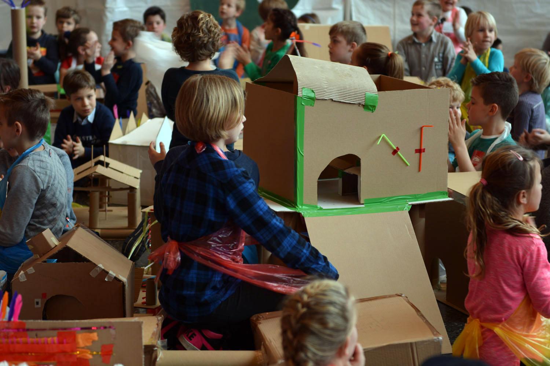 Archikidz Enschede 2017 Huis voor je Huisdier (92)