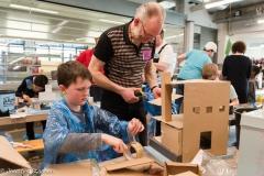 Archikidz Enschede 2018 Wonen op Water (79)