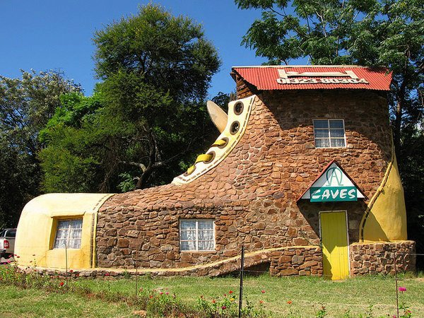 Shoe House - South Africa & Hotel